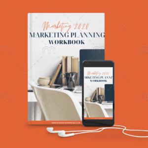 Marketing Planning Workbook - Creationz Marketing, Marketing Agency, Nottingham
